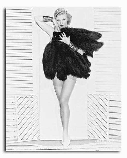(SS216255) Ginger Rogers Movie Photo