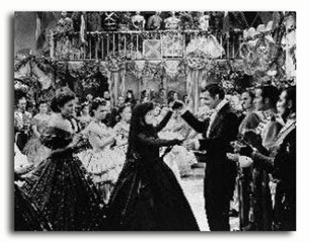 (SS220545) Cast   Gone with the Wind Movie Photo