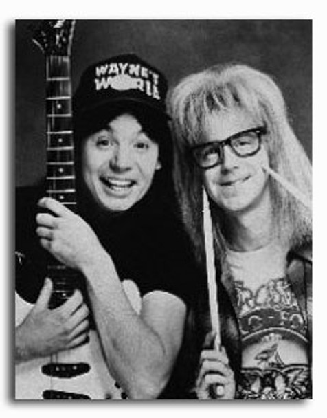 (SS224770) Cast   Wayne's World Movie Photo