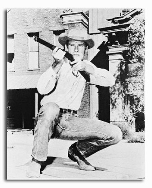 (SS230516) Chuck Connors  The Rifleman Movie Photo