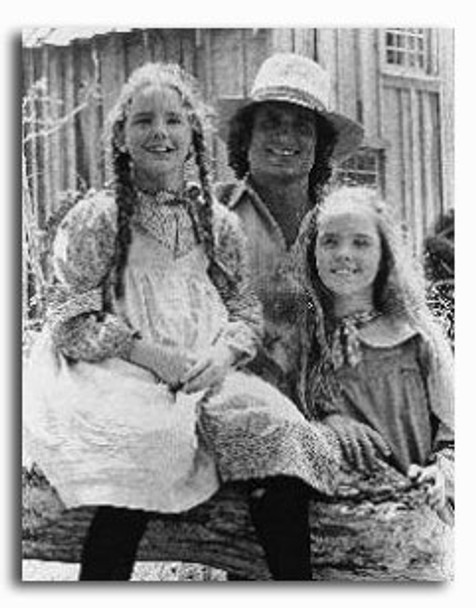 (SS233155) Cast   Little House on the Prairie Television Photo