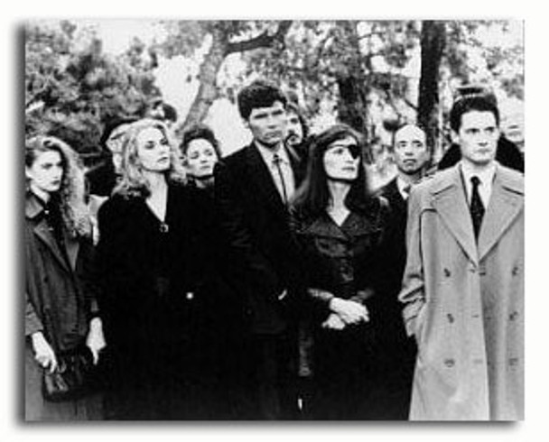 (SS234000) Cast   Twin Peaks Television Photo
