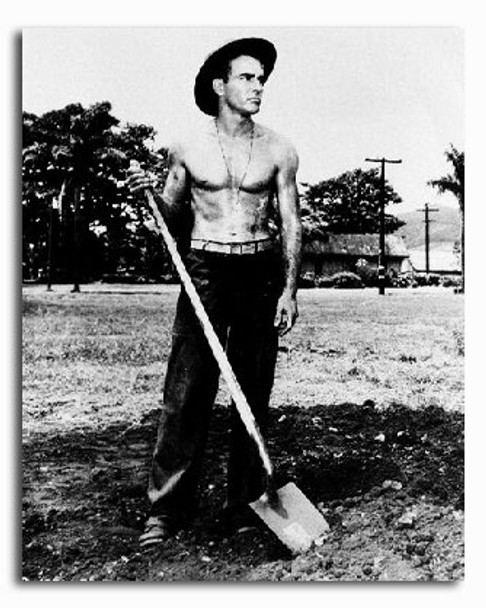 (SS236002) Montgomery Clift  From Here to Eternity Movie Photo