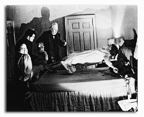 (SS237822) Cast   The Exorcist Movie Photo