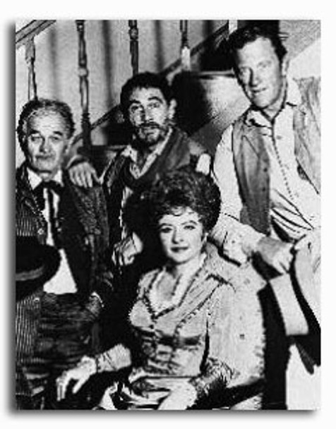 (SS240344) Cast   Gunsmoke Television Photo