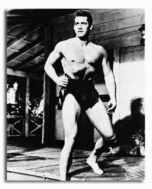 (SS243347) Gordon Scott  Tarzan's Hidden Jungle Movie Photo