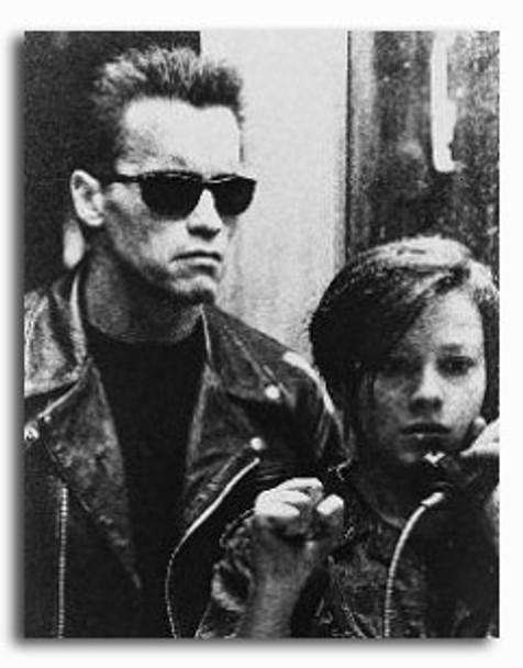 (SS250003) Cast   Terminator 2: Judgment Day Movie Photo