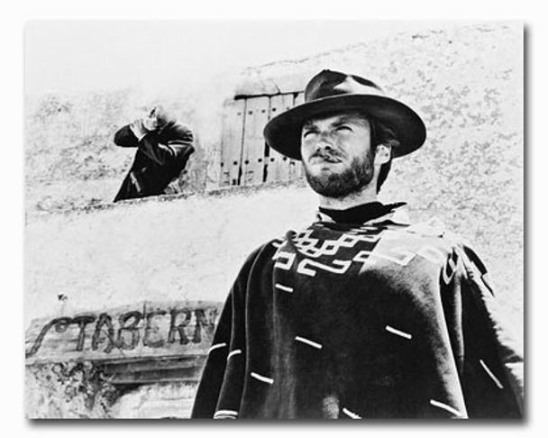 (SS250809) Clint Eastwood  Per un pugno di dollari Movie Photo