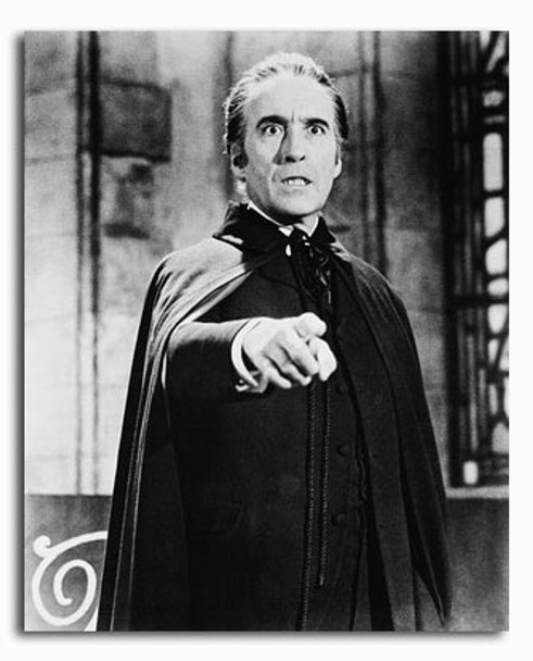 (SS251485) Christopher Lee  Dracula A.D. 1972 Movie Photo