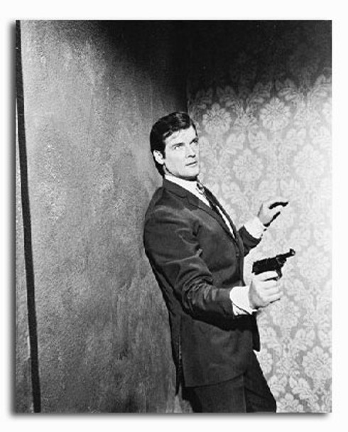(SS251693) Roger Moore  The Saint Movie Photo