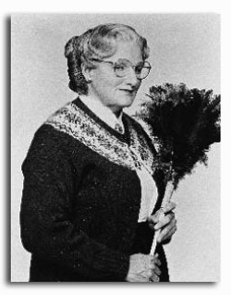 (SS254332) Robin Williams  Mrs. Doubtfire Movie Photo