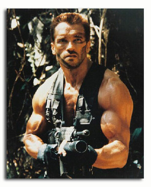 (SS273936) Arnold Schwarzenegger  Predator Movie Photo