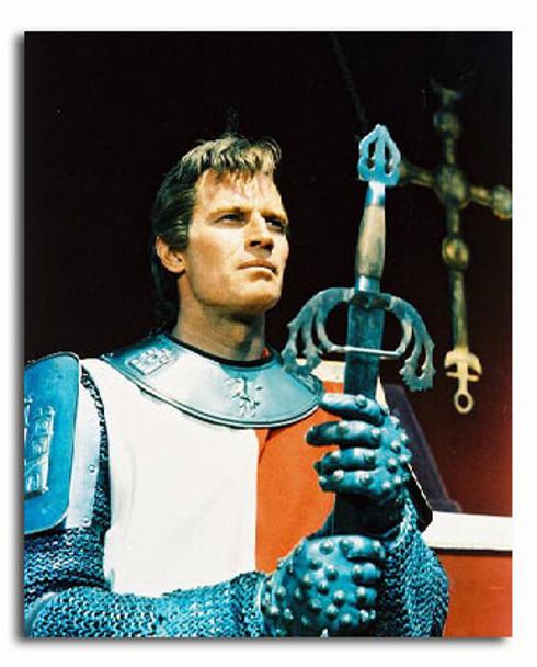 (SS280319) Charlton Heston  El Cid Movie Photo