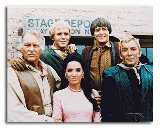 (SS292955) Cast   The High Chaparral Movie Photo