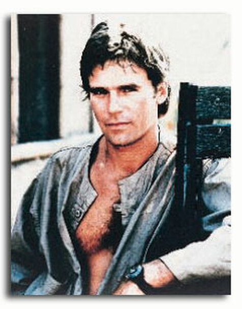 (SS299858) Richard Dean Anderson  MacGyver Movie Photo