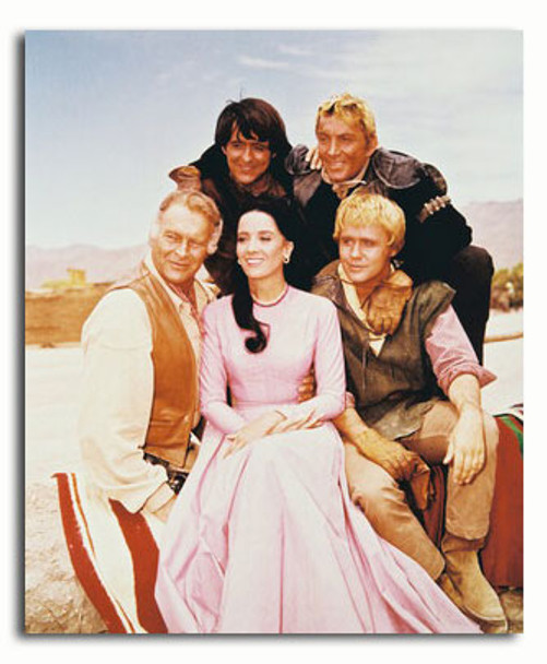(SS302055) Cast   The High Chaparral Movie Photo