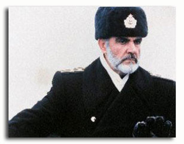 (SS311987) Sean Connery  The Hunt for Red October Movie Photo