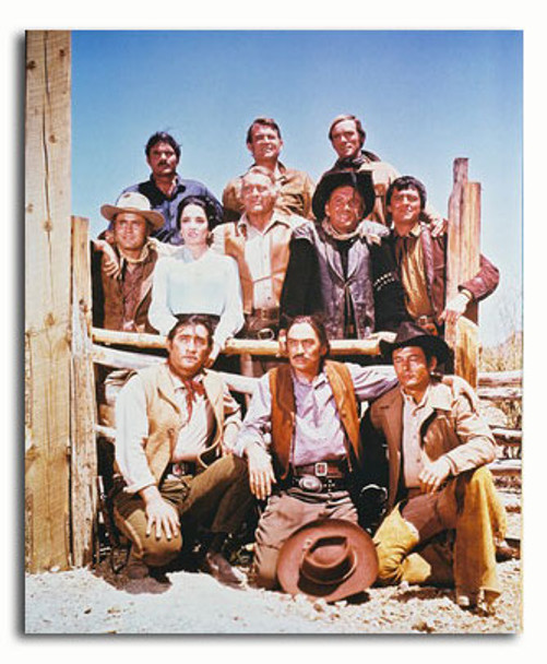 (SS314730) Cast   The High Chaparral Movie Photo