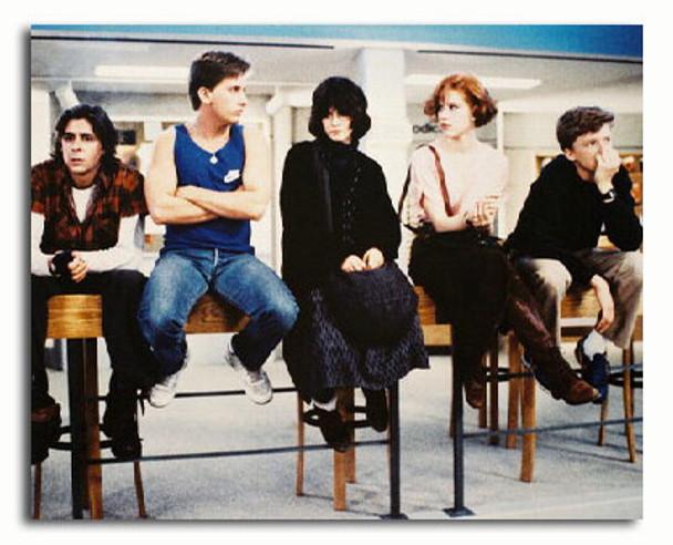 (SS315393) Cast   The Breakfast Club Movie Photo