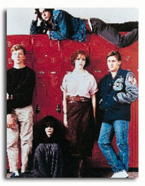 (SS319085) Cast   The Breakfast Club Movie Photo
