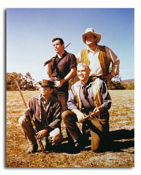 (SS331448) Cast   Bonanza Television Photo