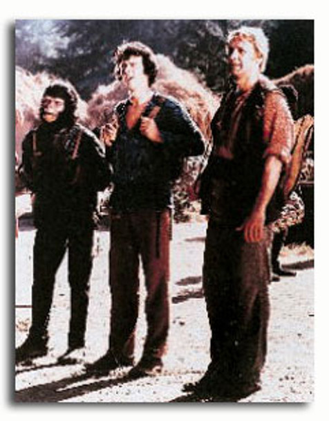 (SS333502) Cast   Planet of the Apes Television Photo