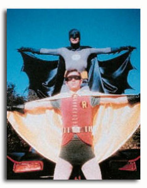 (SS335621) Cast   Batman Television Photo