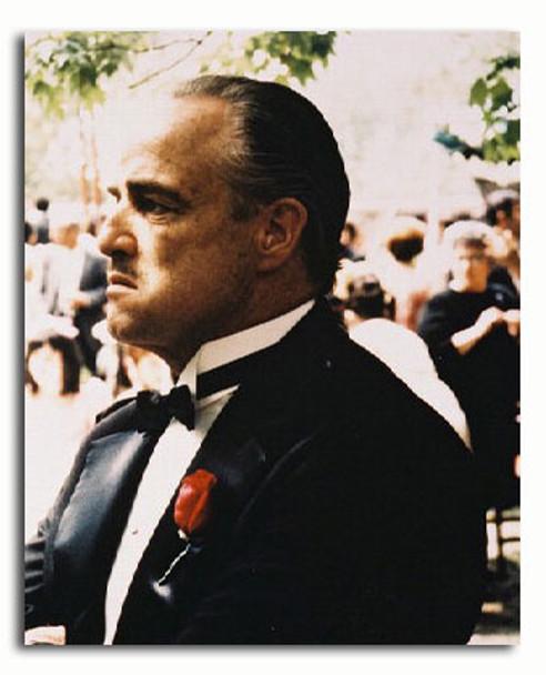 (SS335686) Marlon Brando  The Godfather Movie Photo