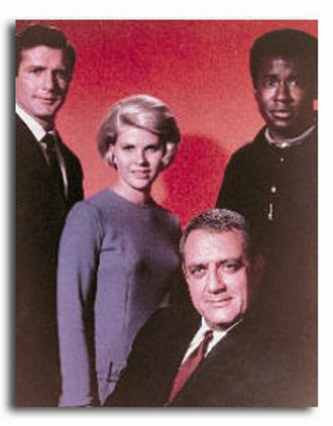 (SS336297) Cast   Ironside Television Photo