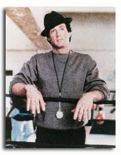 (SS336791) Sylvester Stallone  Rocky IV Movie Photo