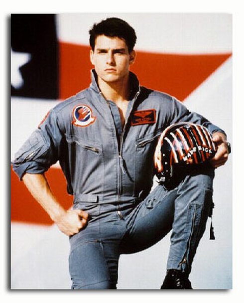 (SS341159) Tom Cruise  Top Gun Movie Photo