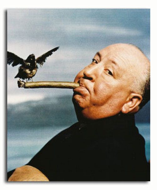 (SS346502) Alfred Hitchcock  The Birds Movie Photo