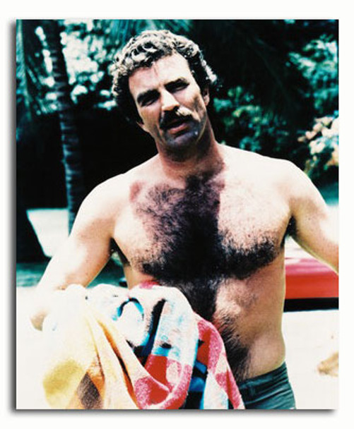 (SS347035) Tom Selleck  Magnum, P.I. Movie Photo