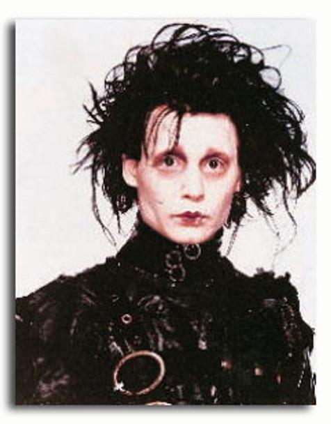 (SS347542) Johnny Depp  Edward Scissorhands Movie Photo