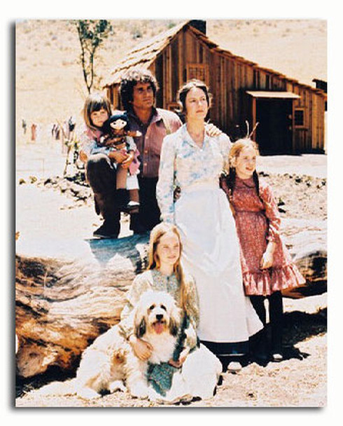 (SS350350) Cast   Little House on the Prairie Television Photo