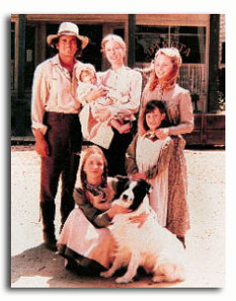 (SS375245) Cast   Little House on the Prairie Television Photo