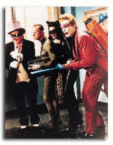 (SS376480) Cast   Batman Television Photo