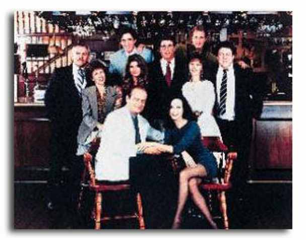 (SS376688) Cast   Cheers Television Photo