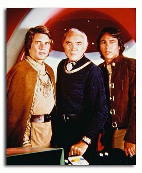 (SS381745) Cast   Battlestar Galactica Television Photo
