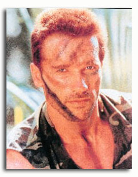 (SS383461) Arnold Schwarzenegger  Predator Movie Photo