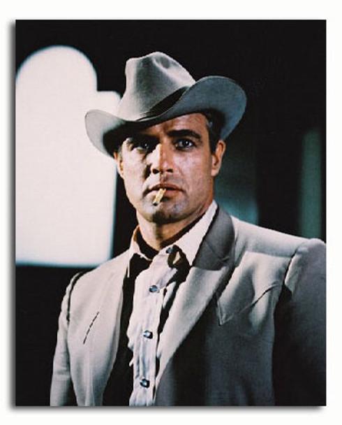 (SS389051) Marlon Brando  The Chase Movie Photo