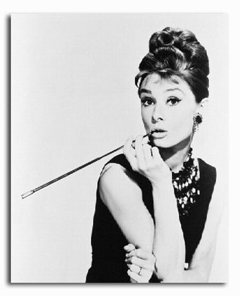 (SS2089490) Audrey Hepburn  Breakfast at Tiffany's Movie Photo