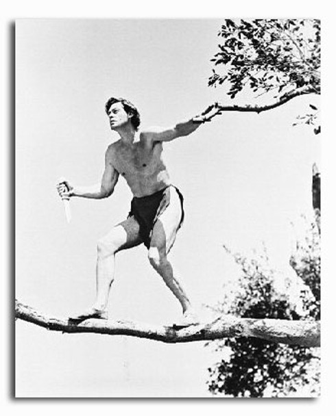 (SS2094807) Johnny Weissmuller  Tarzan and His Mate Movie Photo