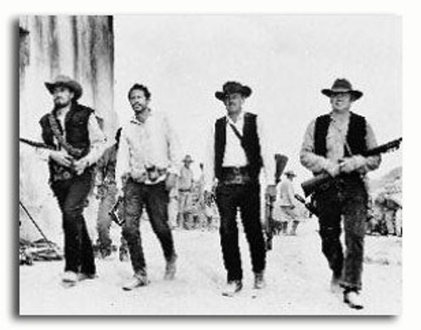 (SS2097004) Cast   The Wild Bunch Movie Photo