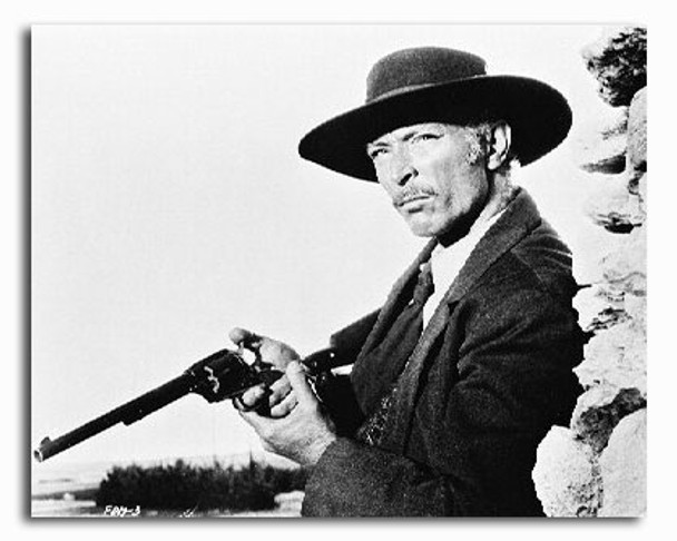 (SS2099045) Lee Van Cleef  The Good, The Bad and The Ugly Movie Photo