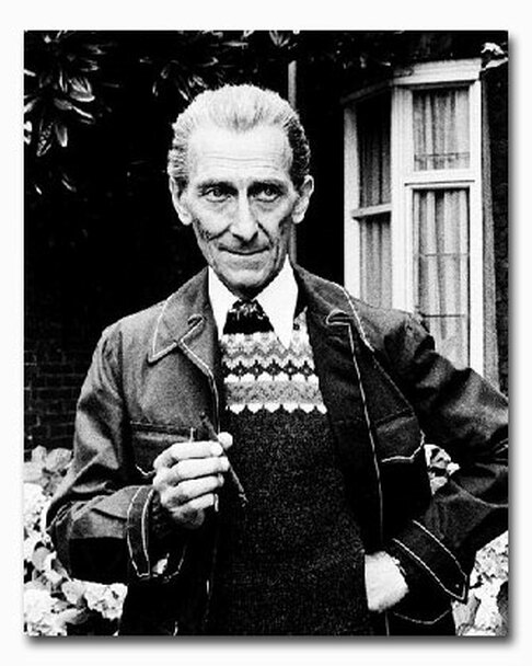 (SS2104232) Peter Cushing Movie Photo
