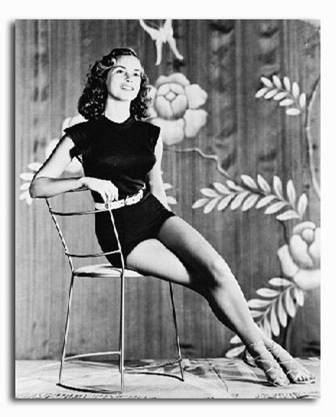 (SS2104934) Janet Leigh Music Photo