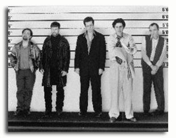 (SS2110511) Cast   The Usual Suspects Movie Photo