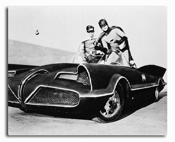 (SS2115685) Cast   Batman Television Photo