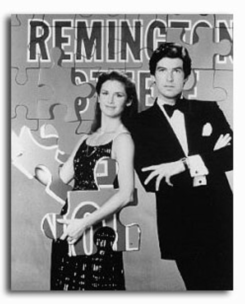(SS2127723) Cast   Remington Steele Television Photo
